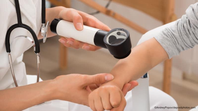 Dermatologie - Hautcheck