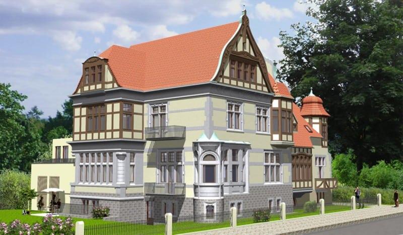 Villa Friedrichsruh