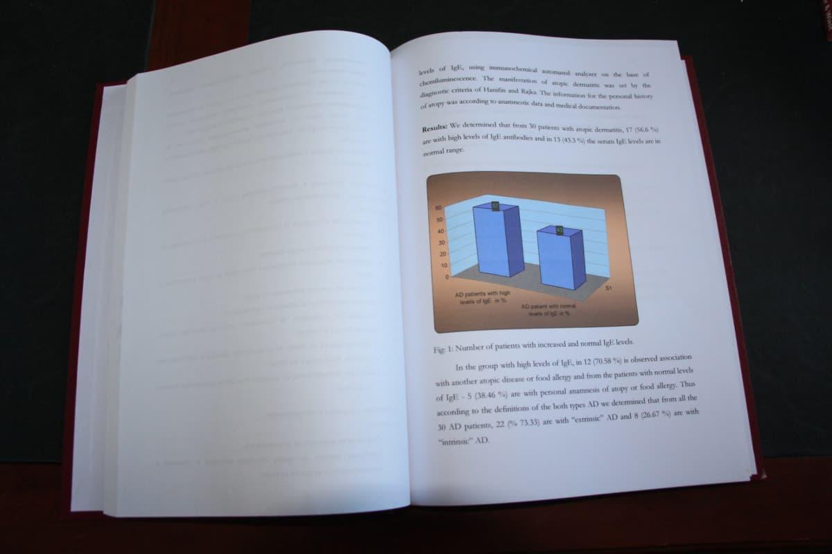 Foto Dissertation